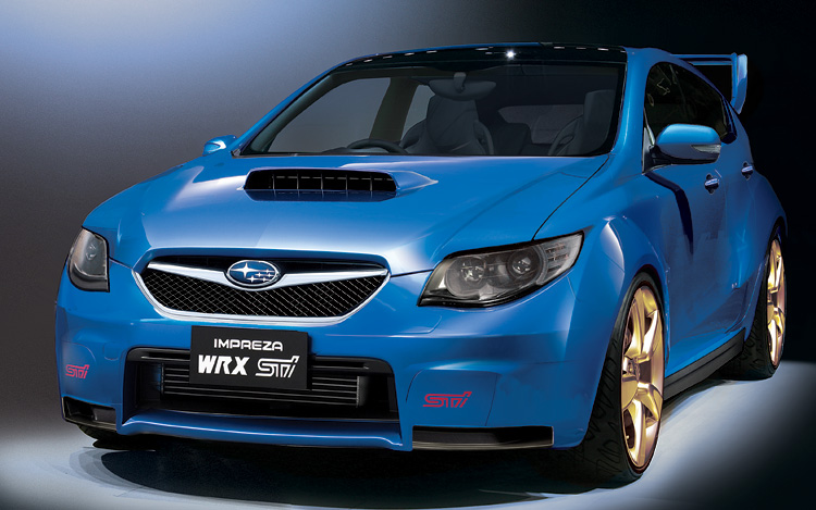 subaru impreza wrx sti wallpapers