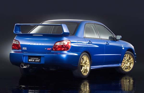 Special Edition Subaru Imprezas Rb 320 P2 Wr1 Uk300